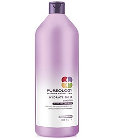 Hydrate Sheer Conditioner, 33.8-oz., from PUREBEAUTY Salon & Spa