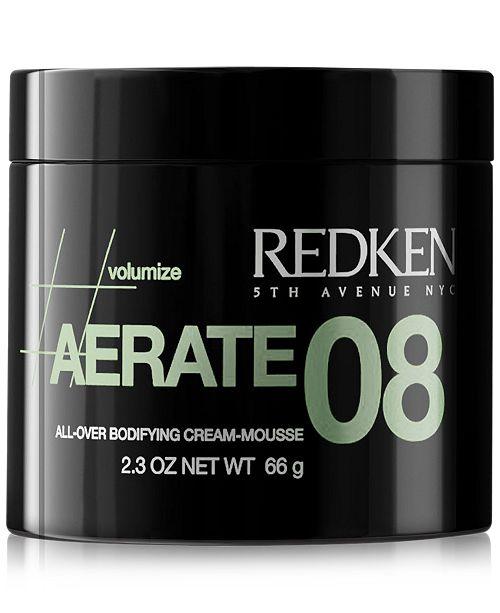 Redken Aerate 08, 2.3-oz., from PUREBEAUTY Salon & Spa