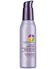Hydrate Shine Max, 4.2-oz., from PUREBEAUTY Salon & Spa