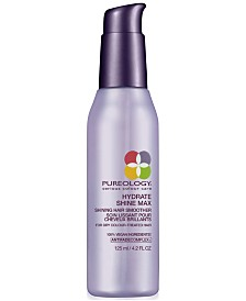 Pureology Hydrate Shine Max, 4.2-oz., from PUREBEAUTY Salon & Spa