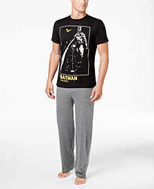 Bioworld Men's Batman Pajama Set