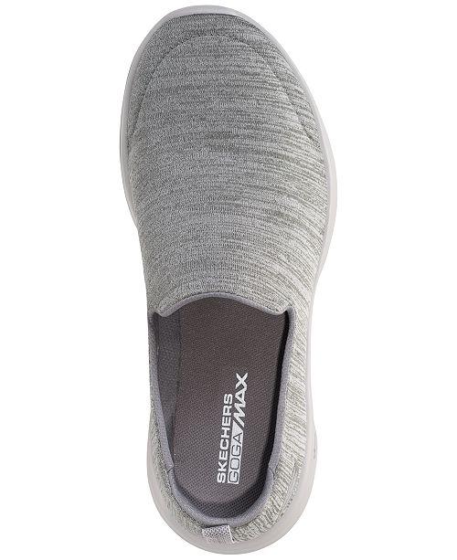 c90c43a09228 ... Skechers Women s GOwalk Joy - Enchant Wide Walking Sneakers from Finish  ...