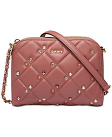 DKNY Barbara Zip Crossbody, Created for Macy's