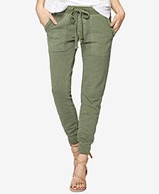 Sanctuary Cotton Jogger Pants