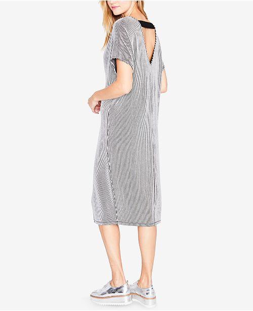 f2daab101e8 RACHEL Rachel Roy Striped Caftan Dress