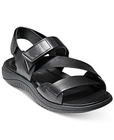Cole Haan Men's 2.ZeroGrand Strap Sandals