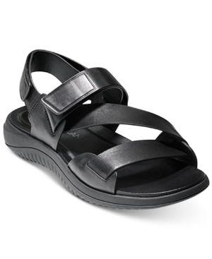 Cole Haan Men's 2.ZeroGrand Strap Sandals Men's Shoes 5700994