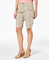 89d29f1e9b Style   Co Womens Shorts - Macy s