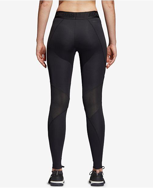 5595967aa1d8b adidas AlphaSkin ClimaCool® Leggings & Reviews - Pants & Capris ...