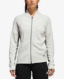adidas Cotton Track Jacket