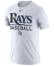 Nike Men's Tampa Bay Rays Dry Practice T-Shirt