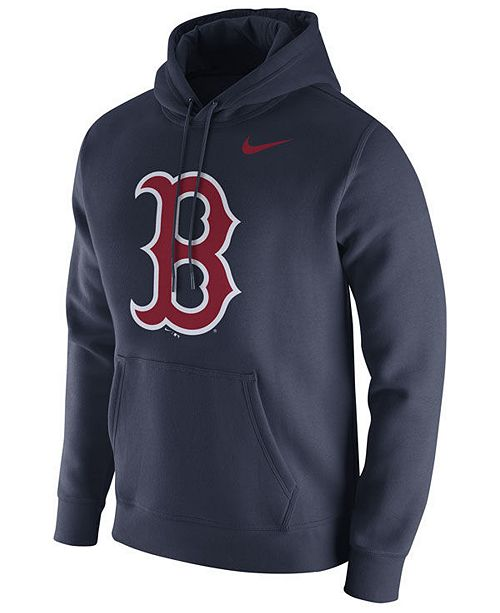 Nike Men's Boston Red Sox Franchise Hoodie