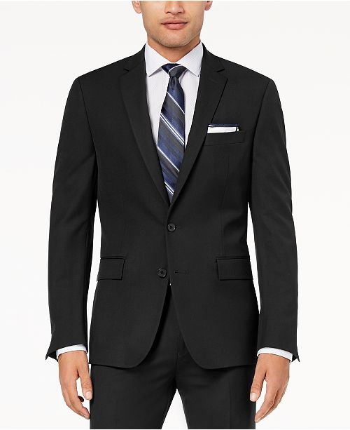 4a5548efe892 ... Ryan Seacrest Distinction Men's Ultimate Modern-Fit Stretch Suit  Separates, Created for Macy's ...