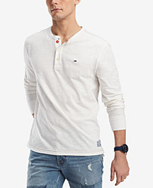 Tommy Hilfiger Denim Men's William Henley