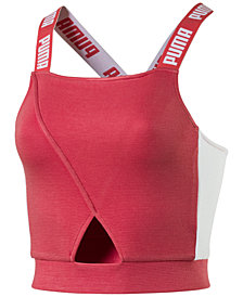 Puma Archive Cropped Tank Top