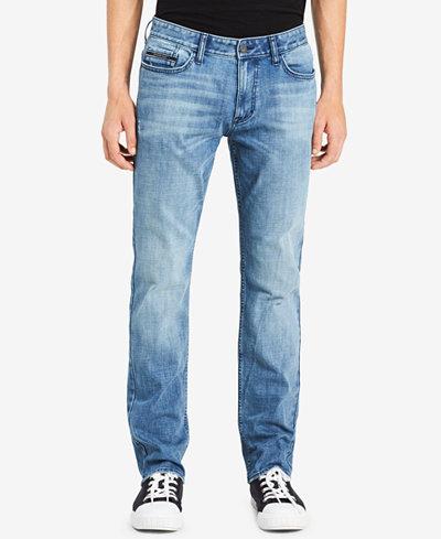 Calvin Klein Jeans Men's Cobble Skinny-Fit Jeans