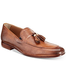 Kenneth Cole New York Men's Donovan Burnished Tassel Loafers