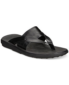 Bar III Men's Thayer Thong Sandals, Created for Macy's