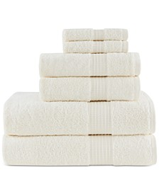 Organic Cotton 6-Pc. Towel Set