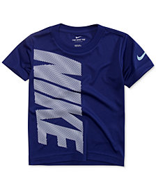 Nike Graphic-Print Dri-FIT T-Shirt, Little Boys