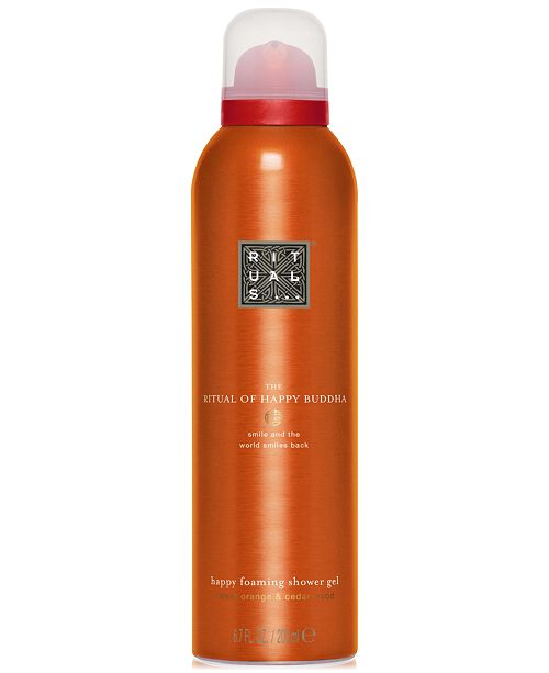 RITUALS The Ritual Of Happy Buddha Happy Foaming Shower Gel, 6.7-oz.