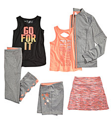 Ideology Athletic Wear Separates, Toddler & Little Girls, Created for Macy's