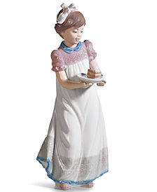 Lladro Collectible Figurine, Happy Birthday