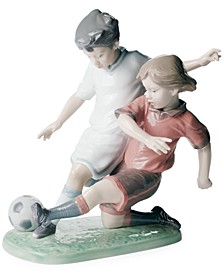 Lladro Collectible Figurine, Fair Play
