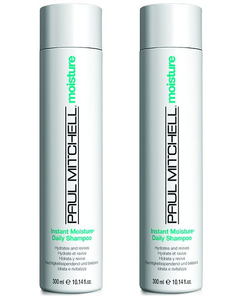 Paul Mitchell Instant Moisture Daily Shampoo Duo (Two Items), 10.14-oz., from PUREBEAUTY Salon & Spa