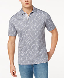 Tommy Bahama Men's Marlin Mixer Logo-Print Polo