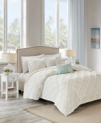 Exceptional Transform Your Bedroom Into A Relaxing Getaway With The Cannon Beach  Comforter Set From Harbor House. Oversized And Overfilled, This White  Cotton Comforter ...
