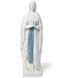 Lladro Collectible Figurine, Our Lady of Lourdes