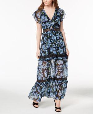 Disney Princess Juniors' Tiered Maxi Dress 5491427