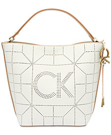 Calvin Klein Shelby Pebble Large Hobo
