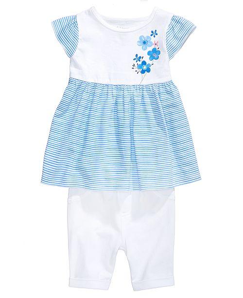 Tunic & Leggings Set, Baby Girls, Created for Macy's