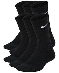 d665601f49c5e Nike Socks - White Nike Socks & Black Nike Socks - Macy's