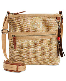 The Sak Lucia Crochet Crossbody
