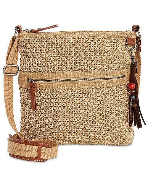 The Sak Lucia Crochet Crossbody - Handbags   Accessories - Macy s 2cbe583eb5bff