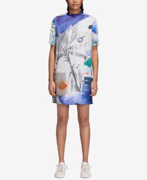 adidas Originals Printed Dress