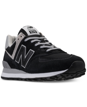 New Balance Sneakers MEN'S 574 CASUAL SNEAKERS FROM FINISH LINE