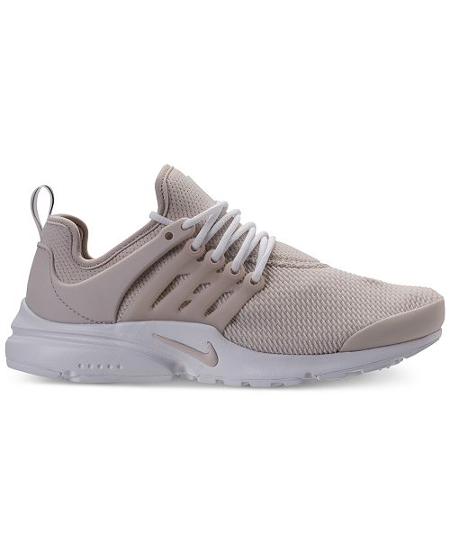 the best attitude a88e5 34f42 ... Nike Women s Air Presto Running Sneakers from Finish ...