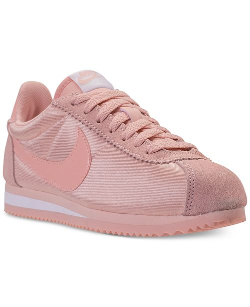 Nike Women's Classic Cortez Nylon Casual Sneakers from Finish Line 5I8OzRf05H