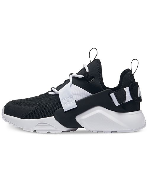 free shipping 1ccb2 b0355 ... Nike Women s Air Huarache City Low Casual Sneakers from Finish ...