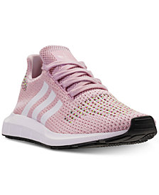 08a946bb8594 adidas Women s Swift Run Casual Sneakers from Finish Line