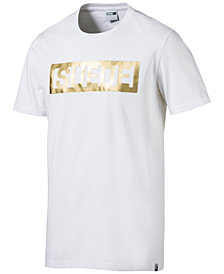 Puma Men's Metallic-Graphic T-Shirt