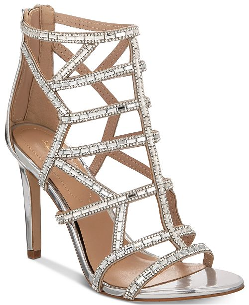ALDO Norta Caged Evening Sandals   Reviews - Sandals   Flip ...