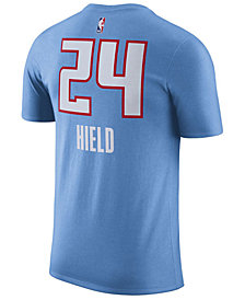 Nike Men's Buddy Hield Sacramento Kings City Player T-Shirt
