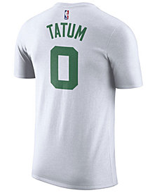 Nike Men's Jayson Tatum Boston Celtics Association Player T-Shirt