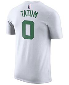 Nike Men's Jayson Tatum Boston Celtics Association Player T-Shirt
