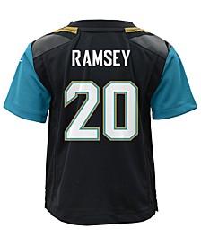 Jalen Ramsey Jacksonville Jaguars Game Jersey, Toddler Boys (2T-4T)